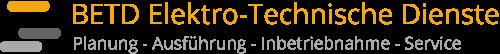 BETD Elektro-Technische Dienste
